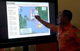Máy bay AirAsia mất tích: Nỗ lực tìm kiếm không ngừng nghỉ