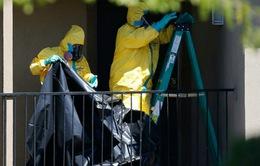 Nữ y tá gốc Việt nhiễm Ebola tại Mỹ