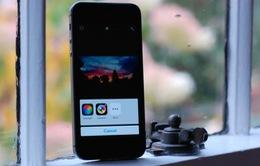 Cài đặt tiện ích chỉnh sửa ảnh trên iOS 8
