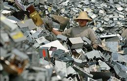 Rác thải điện tử: Nỗi lo chồng chất
