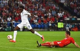 Clip bàn thắng vòng loại Euro 2016 sáng 9/9