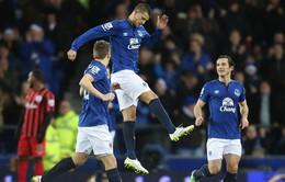 Everton 3 - 1 QPR: Vượt qua khủng hoảng