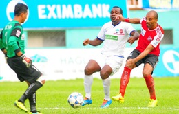 Eximbank chính thức rút tài trợ V-League 2015