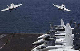 Mỹ mở rộng phạm vi không kích IS tại Iraq