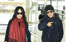 """Vương Phi lặn lội tới Hong Kong thăm """"tình trẻ"""""""