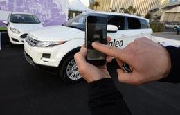 Đỗ xe dễ dàng với ứng dụng Valeo