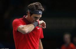 Paris Masters 2014: Federer bị loại, Djokovic vào bán kết