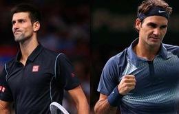 Paris Masters 2014: Federer và Djokovic thẳng tiến vào tứ kết