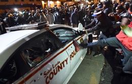 Mỹ điều thêm binh sĩ bảo vệ thành phố Ferguson