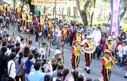 Festival bốn mùa cho Huế