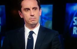 Gary Neville: Man Utd không có cơ hội vô địch Premier League