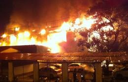 Nhiều vụ cháy Bar, Karaoke: Vấn đề thoát nạn, PCCC chưa đảm bảo