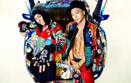 MAMA 2014: Cặp đôi G-Dragon - Taeyang đã đến Hong Kong
