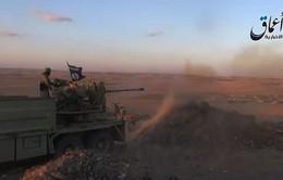 IS đánh bom kép ở biên giới Syria gây giao tranh dữ dội