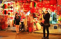 Không khí Giáng sinh tràn ngập các phố phường Thủ đô