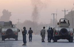 Afghanistan: Taliban tấn công tòa nhà chính quyền