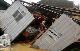 Bão Hagupit càn quét Philippines, ít nhất 10 người thiệt mạng