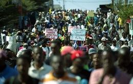 Tổng thống Haiti gặp gỡ phe đối lập để giải quyết khủng hoảng chính trị