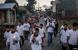 Philippines tưởng niệm 1 năm siêu bão Haiyan