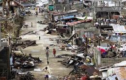 Những bài học cảnh tỉnh từ siêu bão thế kỷ Haiyan