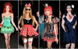 "Sao Hollywood ""cổ quái"" tại bữa tiệc Halloween"