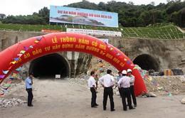 Thông hầm Cổ Mã: Bước ngoặt của dự án hầm đường bộ qua Đèo Cả