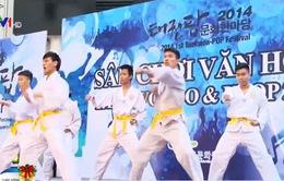 Sân chơi văn hóa Hàn Quốc giữa lòng Hà Nội