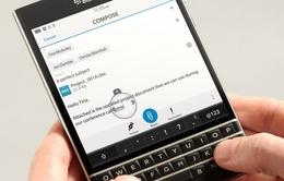 """""""Chiêu trò"""" mới của Dâu Đen: Đổi iPhone lấy BlackBerry Passport"""
