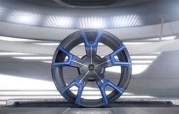 """Chiêm ngưỡng thiết kế lốp xe """"biến hình"""" trong tương lai"""