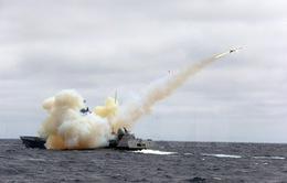 Hải quân Hàn Quốc tiếp nhận tàu khu trục thứ ba có trang bị tên lửa dẫn đường
