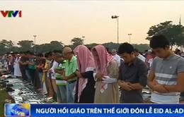 Hàng triệu người Hồi giáo đón lễ Eid al-Adha