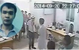 Kẻ hành hung bác sĩ Bệnh viện Thanh Nhàn bị bắt