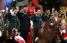"""Rộn ràng Gala """"Sinh nhật Chúng tôi là chiến sĩ năm thứ 8"""" (20h, 12/12, VTV3)"""