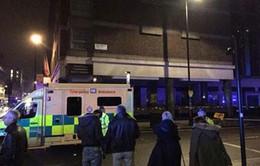 Nổ lớn khách sạn hạng sang ởLondon, 12 người bị thương
