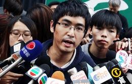 Hong Kong (Trung Quốc): Lãnh đạo biểu tình kêu gọi biểu tình qua đêm
