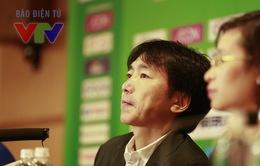 """HLV Miura: """"Đây là thất bại nặng nề nhất trong sự nghiệp của tôi"""""""