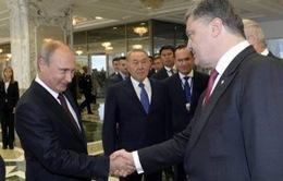 Đàm phán hòa bình tại Ukraine được nối lại