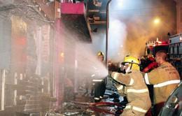 Campuchia: Cháy hộp đêm làm 5 người thiệt mạng