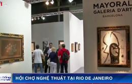 Hội chợ nghệ thuật ArtRio tại Brazil