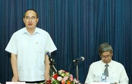 Chủ tịch Ủy ban Trung ương MTTQ Việt Nam gặp mặt các nhà khoa học