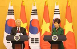 Dư luận báo chí về chuyến thăm của Tổng bí thư tới Hàn Quốc