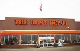 Hàng triệu khách hàng của Home Depot bị đánh cắp thông tin thẻ