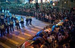 Tòa án tối cao Hong Kong cấm chiếm giữ Mong Kok