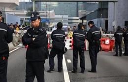Cảnh sát Hong Kong giải tỏa toàn diện khu vực biểu tình