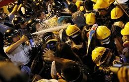 Kinh tế Hong Kong có dấu hiệu suy thoái