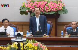 Phó Thủ tướng Vũ Văn Ninh tiếp đoàn người có công tỉnh Kiên Giang