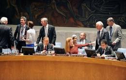 Dịch Ebola đe dọa hòa bình và an ninh quốc tế
