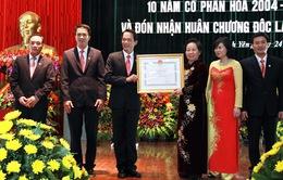 Công ty CP Dược phẩm Vĩnh Phúc kỷ niệm 55 năm thành lập