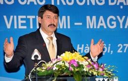 Hội nghị Hiệu trưởng các đại học Việt Nam - Hungary lần thứ nhất