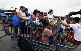 Bão Hagupit không đổ bộ vào Manila như dự báo